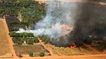 Incêndios no Pantanal registram o pior mês de julho