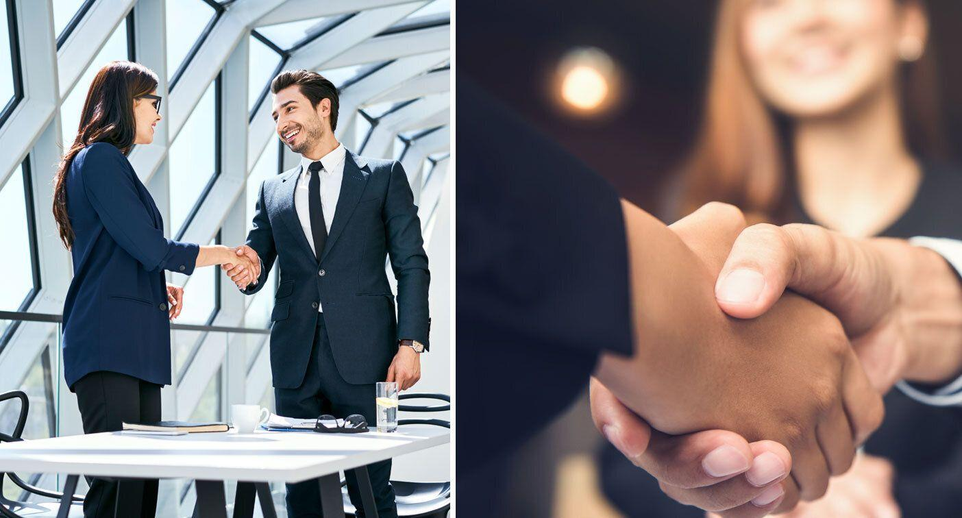Why handshakes could be banned in the workplace