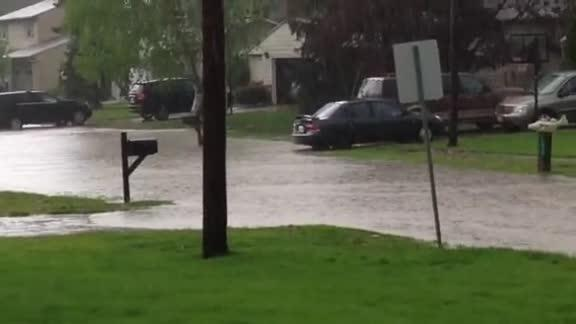 Flash Flooding Hits Lorain County