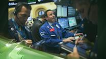 Latest Business News: Stock Futures Nearly Flat With Indexes Near Record Levels