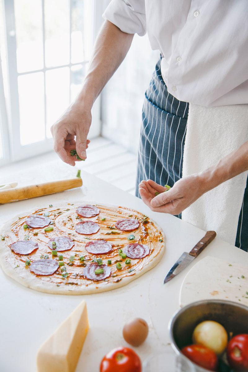 10 Tips for Making a Better Pizza, From a Roberta\'s Pizza-Tossing Pro