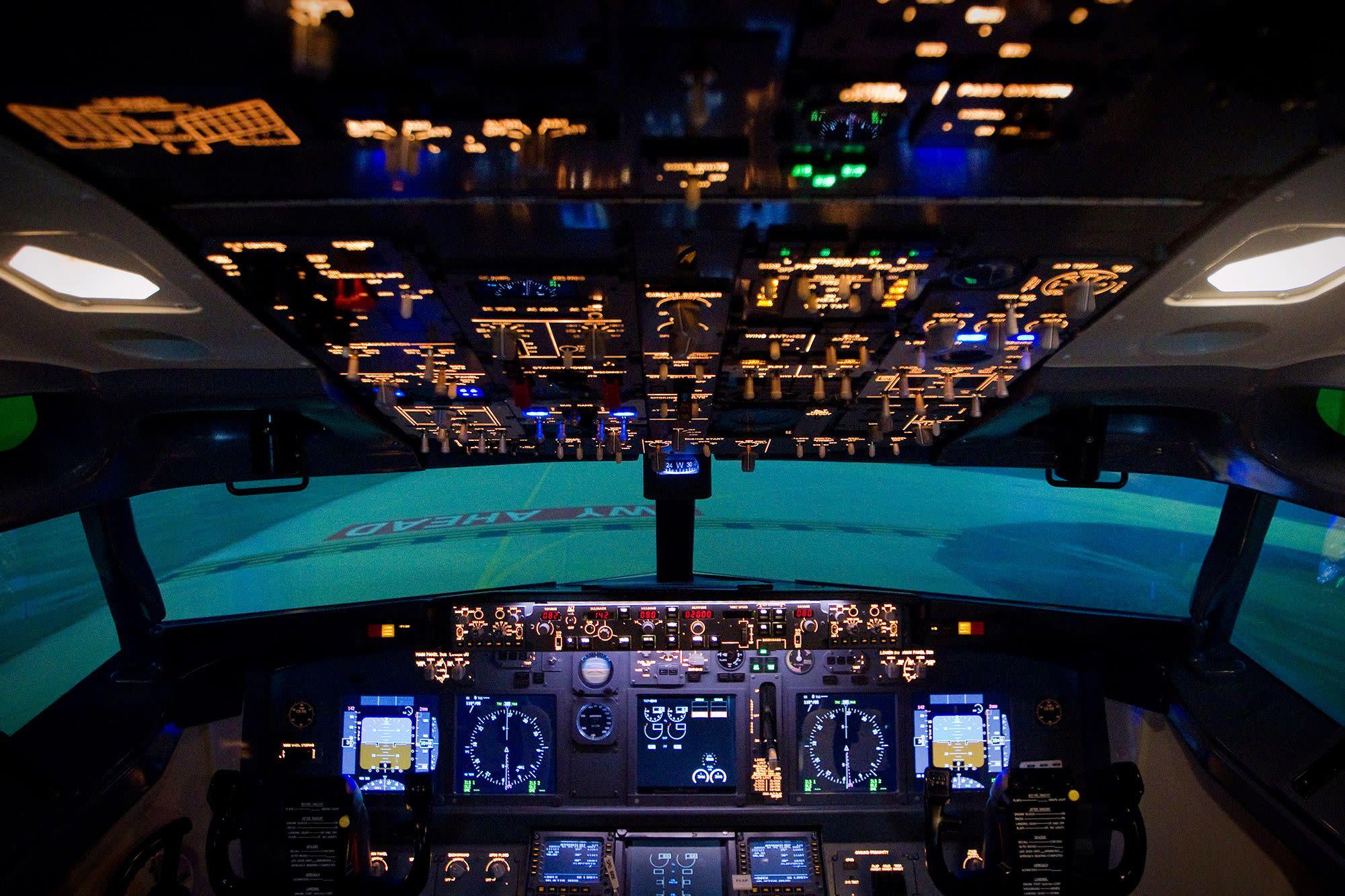 Delays in Boeing Max Return Began With Near-Crash in Simulator