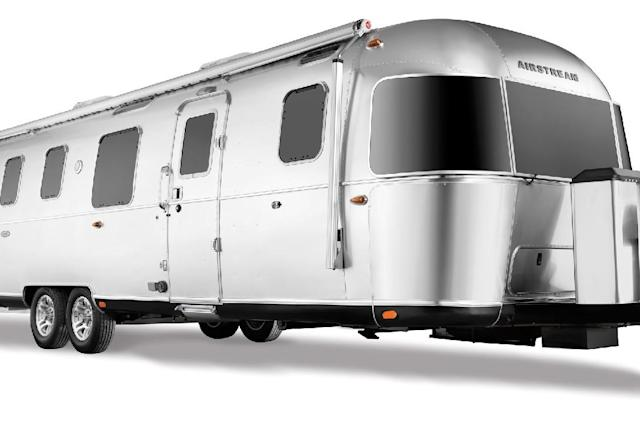 Airstream brings app-based smart controls to its Classic RV