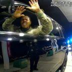 Police officer fired for pepper-spraying Black army officer in 'horrifying' traffic stop captured on film