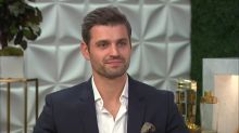 Peter Kraus Reacts to People Calling 'Bachelor' Arie Luynedyk Jr. 'Not Peter' (Exclusive)
