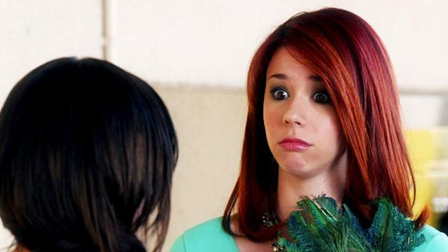 Video: Did Jillian Rose Reed Show Her Bare Butt on the Set of Awkward.?