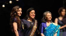 LMIFWSS20: Sharmila Tagore And Soha Ali Khan Have Assamese Fashion Goals For Us