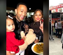 Boyle Heights taco truck gets love from Chrissy Teigen