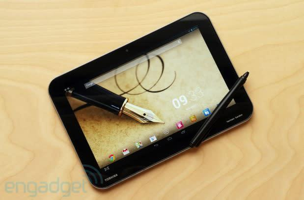 Toshiba Excite Write review