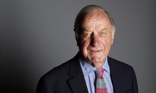 Actor Geoffrey Palmer dies aged 93
