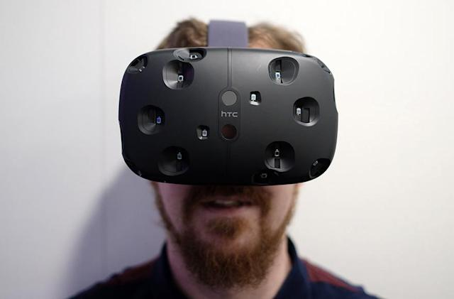 Valve's push into VR will span many headsets from many companies