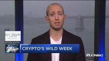 Why the recent bitcoin crash is good for crypto