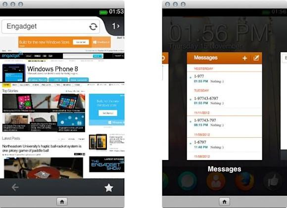 Firefox browser add-on lets us try Firefox OS in an all-Mozilla universe