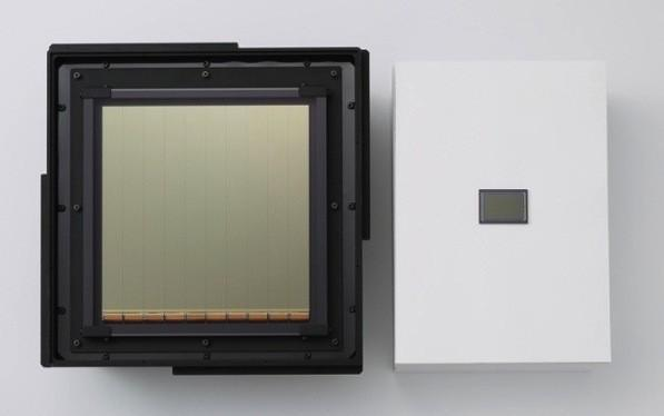 Canon's 8-inch CMOS sensor can record SPACE at 60fps