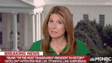 Nicolle Wallace Reveals Trump's 'Lie To End All Lies' In Rose Garden Meltdown