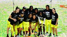 Storm win fourth WNBA championship; Breanna Stewart named Finals MVP after Achilles tear