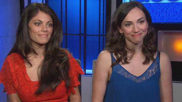 Lindsay Hartley and Eden Riegel 'Really Happy' For The Return Of 'All My Children'