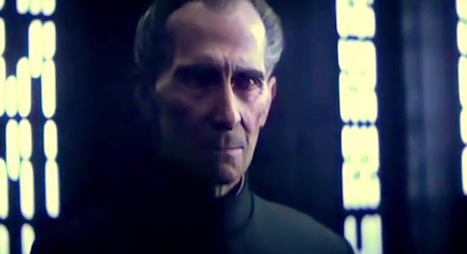 Star Wars Rogue One: Wie Tarkin per CGI zum Leben erweckt wurde