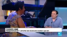 "Joe Farmer : ""Aretha Franklin est une icône du niveau de James Brown ou Michael Jackson"