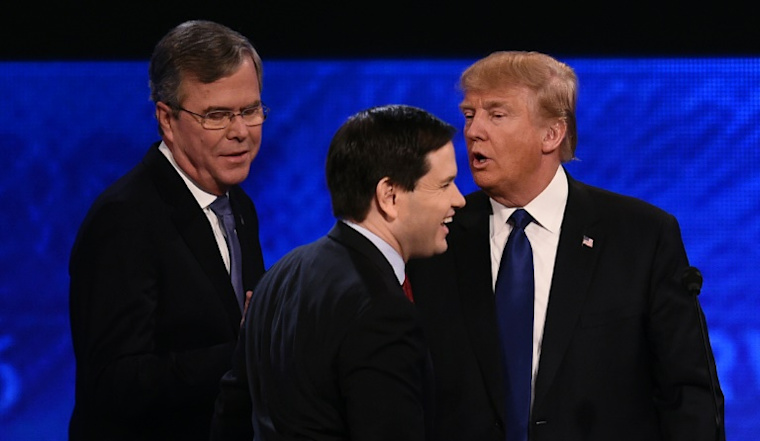Ten quotes from the Republican debate