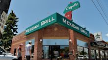 Chipotle upgraded, Verizon's 5G move, Twitter hands down punishment