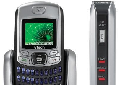 VTech launches IS6110 instant messaging phone