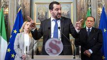 """Secondo round da Casellati, Salvini: """"Basta veti, M5s parli con noi di programmi"""""""