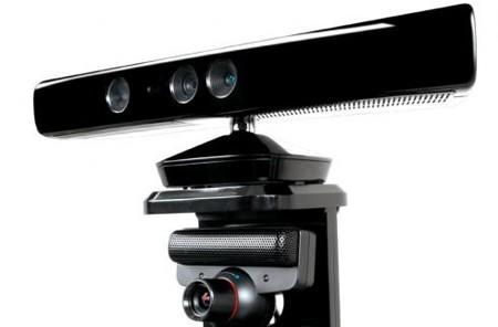 TriMount turns your Wii, Kinect, and PlayStation sensors into a video game Eye of Sauron