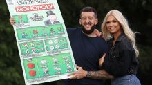 Couple crowned 'Punching Above Your Weight' champions scoop $1.8m Lotto win