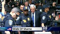 Hastert Enters 'Not Guilty' Plea In Federal Court Appearance
