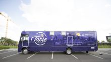 "Minnesota Vikings Foundation ""Vikings Table"" Food Truck Built by Winnebago Industries"