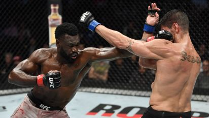 Introspective Uriah Hall eyes key win over UFC legend Anderson Silva