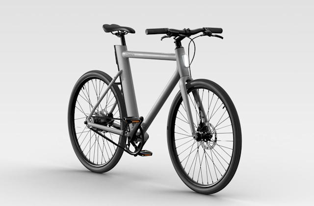 Cowboy is bringing free crash detection to its e-bikes