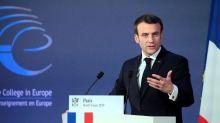 Les pistes de Macron pour muscler le renseignement européen