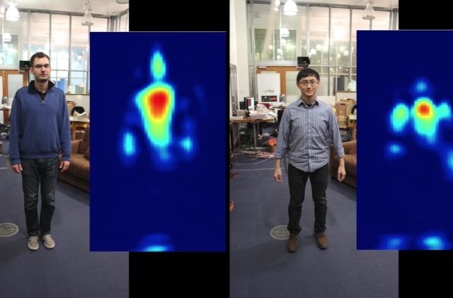 MIT built a health-tracking sensor that can 'see' through walls