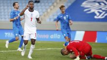 Raheem Sterling's penalty gives England win after dramatic finish in Iceland