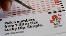 Good causes take £1.6bn hit as National Lottery ticket sales dip