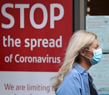 Coronavirus: Second wave could last until April in 'worst-case scenario', leaked document reveals
