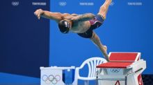 Dressel wins fifth gold as McKeon makes Olympic history