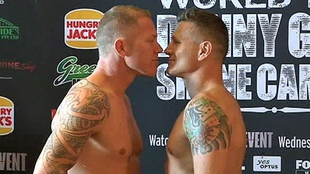 Cameron Meets Weight For Title Shot