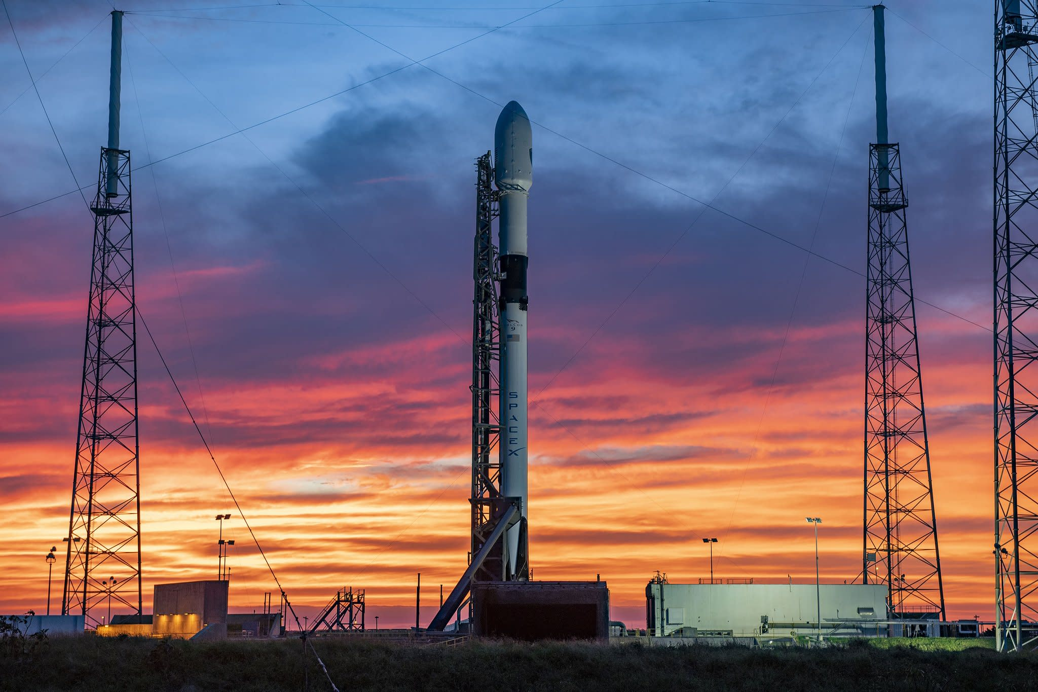Watch SpaceX launch a GPS satellite for the U.S. Space Force live – Yahoo Finance Australia