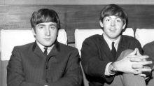 John Lennon's son Sean posts photo with Paul McCartney's son James