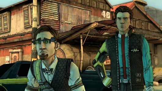 Tales from the Borderlands Episode One review: Busy earnin'