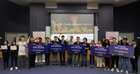 Fusionex Hackathon Grooms Students in Industry Application of Data Analytics