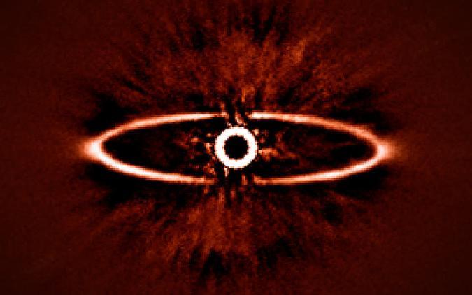 The Big Picture: Sauron in the stars