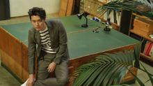 韓國藝人 玄彬義大利米蘭拍時裝寫真