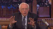 Bernie Sanders delivers a message directly to Trump: 'Why don't you do your job?'