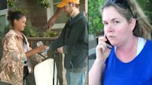 Woman who called police on girl selling water denies it was racial