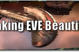 EVE Evolved: Making EVE beautiful