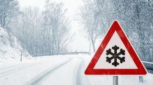 Temperature gelide e neve previste nei mesi invernali